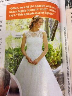 Becketts wedding dress :)
