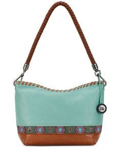 The Sak Indio Leather Hobo Handbags   Accessories - Macy s c81e2e90e7367