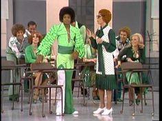 Michael Jackson and The Jackson 5 - The Carol Burnett Show (1974)