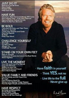 Sir Richard Branson!