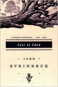 East of Eden.  l Love this book!