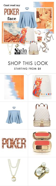 """""""WIN SHEIN $30 COUPON"""" by carola-corana ❤ liked on Polyvore featuring Jaeger, Michael Kors, Dot & Bo, Dolce&Gabbana and shein"""