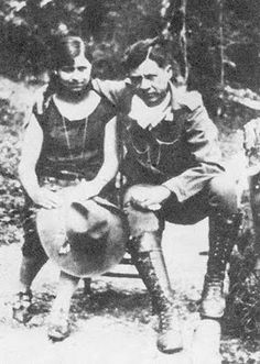 Augusto César Sandino and Blanca Estela Aráuz Pineda his wife.
