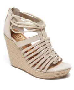 DV by Dolce Vita Shoes, Tatiana Wedge Sandals