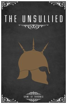 The Unsullied by ~LiquidSoulDesign on deviantART