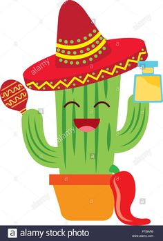 f9ed46d2c Cactus Cartoon Stock Photos   Cactus Cartoon Stock Images