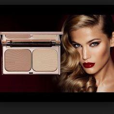 Read all about Charlotte Tilbury makeup on KatieDuJour.blogspot.com