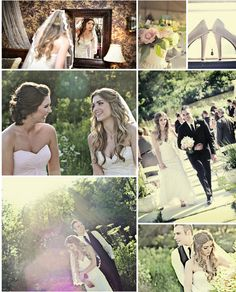 Real Rustic Wedding: Boho Vintage Style, Ontario - Rustic Wedding Chic