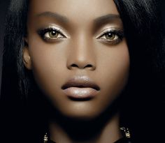 nude chic look from Black Up cosmetics