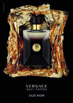 Versace Pour Homme Oud Noir, for men with a strong personality.  For more information, check out our pressroom: http://www.ark.be/pressroom