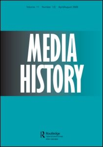 brief history of electronic media