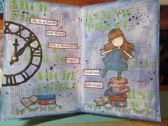 Art Journal Prompts Week 4/Life Is.....
