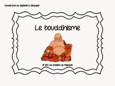 Les créations de Stéphanie: Lapbook : Le bouddhisme Communication Orale, Classroom Projects, World Religions, Social Studies, Kids Learning, Elementary Schools, Creations, Study, Teaching