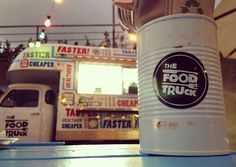 Reality TV just became reality with the Food Truck parking up for a while at the City Works Depot Food Truck Garage...and it's delicious!