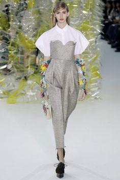 Delpozo Fall 2016 Ready-to-Wear Fashion Show - Stephanie Hoffman