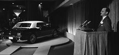 Lee Iacocca's remarks at 1964 ½ Mustang debut tell they knew it was a future star | TheMustangNews Wonder if they ever dreamt of it being this big of a star after all these years