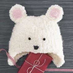 Baby Knitting Patterns, Caps Hats, Crochet Hats, Teddy Bear, Animals, Knitting Hats, Animales, Animaux, Teddy Bears