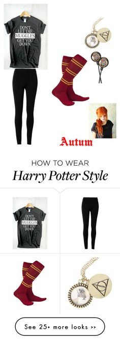 """""""Autum's bedtime style"""" by harry-potter-is-my-life on Polyvore featuring Gildan and Max Studio"""