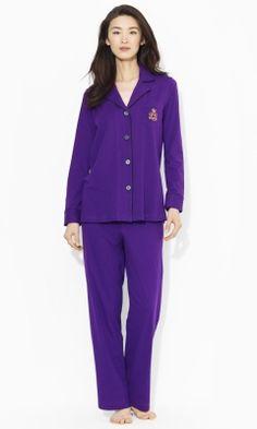 Women's Pajamas | Sleepwear | Ralph Lauren