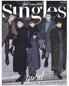bts rapmonster j-hope suga jungkook jimin singles shoot groupphoto