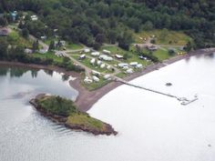 Seaview campground and cottages Eastport, ME