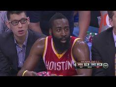 Houston Rockets Vs Oklahoma City Thunder | May 1, 2013 | Game 5 | 1st Half Highlights | NBA Playoffs - http://weheartokcthunder.com/okc-thunder-videos/houston-rockets-vs-oklahoma-city-thunder-may-1-2013-game-5-1st-half-highlights-nba-playoffs