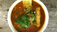 Asian Spicy Curry - Curry Stuffed Combination