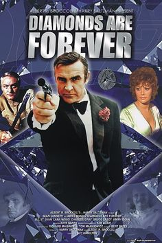 Diamonds Are Forever (1971) Directed by Guy Hamilton