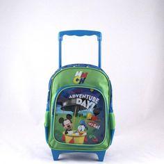 Troler mic Mickey MKY50005 Letting Go, Suitcase, Lunch Box, Adventure, Lets Go, Bento Box, Adventure Movies, Move Forward, Adventure Books