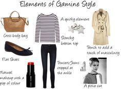 Gamine fashion style - Google zoeken