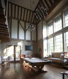 English Tudor - Jeffrey Dungan Architects