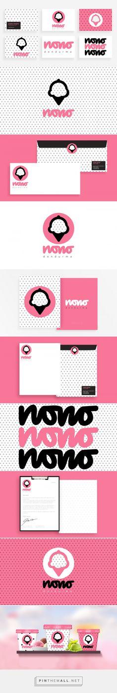 Nono Dondurma Ice Cream Branding by Nuket Guner Corlan | Fivestar Branding – Design and Branding Agency & Inspiration Gallery