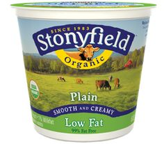 """If you've been told """"you should eat yogurt everyday"""", try this one. It doesn't taste all chemical and processed like others."""