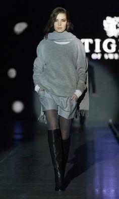 Fashion Show - Tiger of Sweden Women's FW14 #mbfwstockholm #fashion #style #fashionshow #runway #FW14 #fall2014 #fall14 #womenswear #stockholm