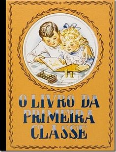 O livro da primeira classe.Wow just found this portugese site.And wow i'm amzed to see my first class book.Wonder i can get one to show my grandbabies. Portuguese Lessons, Portuguese Culture, Sweet Memories, Childhood Memories, I Love Books, My Books, History Of Portugal, Nostalgic Pictures, Nostalgia