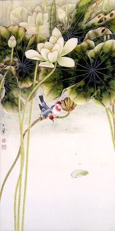 Lou Dahua, Chinese Artist