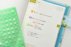 template for hobonichi counsin
