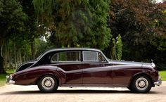 Rolls Royce Silver Cloud III James Young SCT100 Touring Limousine 'mini Phantom '