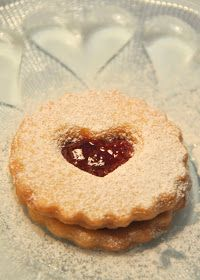 These cookies are one of my Mother's most requested cookies from all of her grandchildren.  They call them Grandma's Linzer Cookies. Ther...