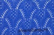 Knitting and crocheting patterns. Lace Knitting Stitches, Crochet Stitches Patterns, Knitting Charts, Lace Patterns, Knitting Patterns Free, Free Knitting, Stitch Patterns, Knit Or Crochet, Knitted Blankets