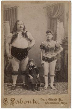 "Louis Cyr (1863-1912) - ""World's Strongest Man"" - Cabinet Card"