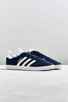 adidas Gazelle Sneaker - Urban Outfitters Adidas Gazelle Mens, Adidas Men,  Blue Sneakers, 062b9936cf2d