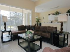 2618 Dinville St., Kissimmee FL is a 5 Bed / 5 Bath vacation home in Windsor Hills Resort near Walt Disney World Resort