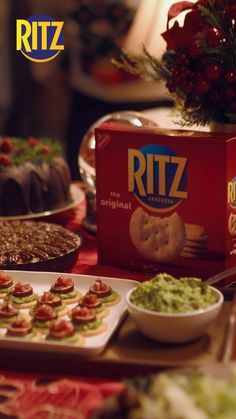 This season, let's embrace the friends who feel like family. Join RITZ in helping create a more welcoming world at tasteofwelcome.com.