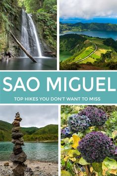 Heading to Sao Miguel, Azores? Click here for the amazing hikes you won't want to miss out on!