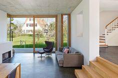 Walmdachhaus Mit Anbau In 2020 Schoner Wohnen Wohnen Und Haus