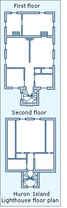 Image from http://terrypepper.com/lights/superior/huron_island/floorplan.gif.