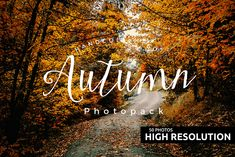 50  Hi-Res Autumn Photos