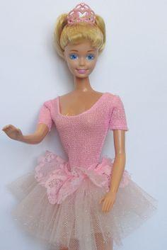 My first Barbie Ballerina 1986 (Malaysia)