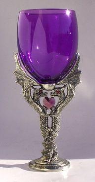 Purple Passion Gobblet
